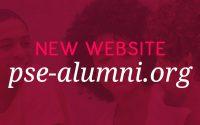 New website for PSE Alumni
