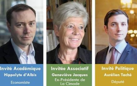 L'Union Européenne face à la crise migratoire – 28th March – Synapse 1st Conference –