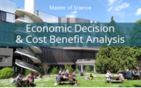 EDCBA – Economic Decision and Cost Benefit Analysis (MSc)