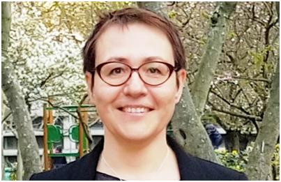 Ekaterina Zhuravskaya: CNRS Silver Medal 2019
