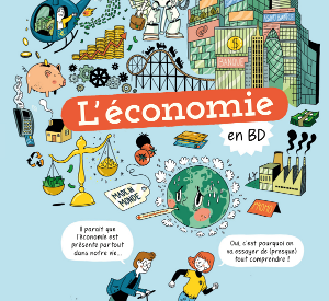 «L'économie en BD», Jézabel Couppey-Soubeyran