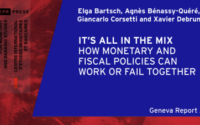 "(February 1st) Policy Panel ""The monetary-fiscal policy mix strikes back – which lessons for Europe?"""